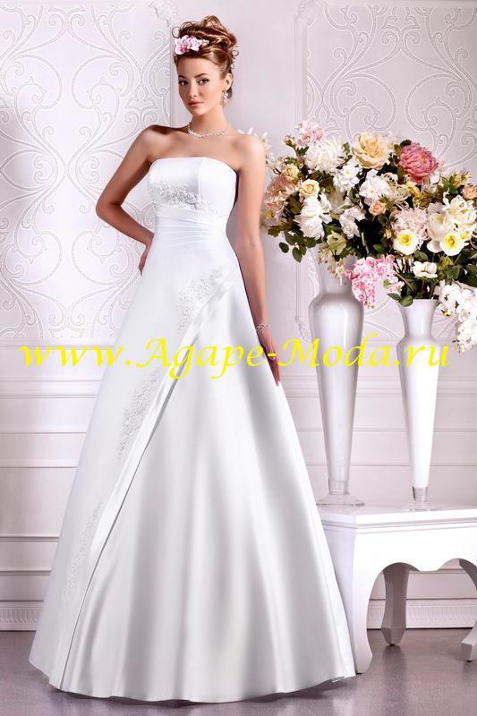 свадебные платья » Пышные свадебные