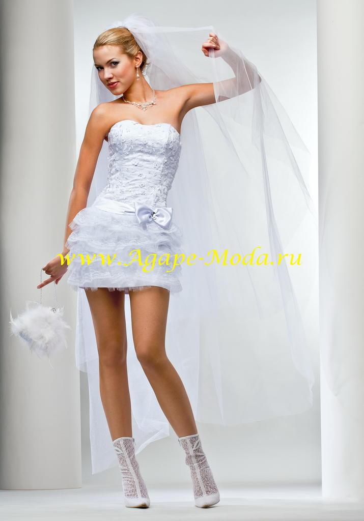 bbcebbd0620 Короткие свадебные платья в СПб